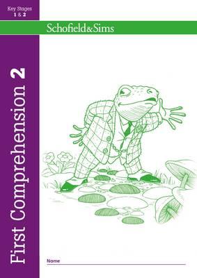First Comprehension Book 2 by Celia Warren