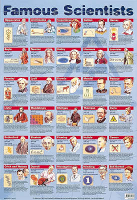 Famous Scientists by Schofield & Sims