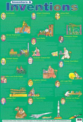 Inventors and Inventions by