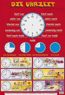 Die Uhrzeit (Telling the Time) by