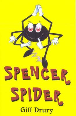 Spencer Spider by Gill Drury