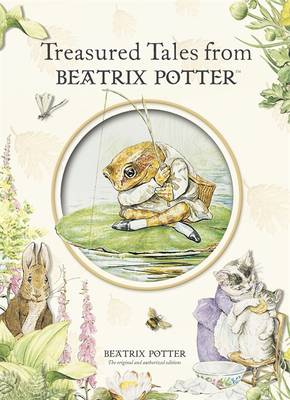 Treasured Tales from Beatrix Potter by Beatrix Potter