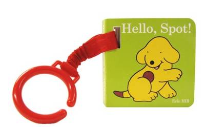 Hello Spot Buggy Book by Eric Hill