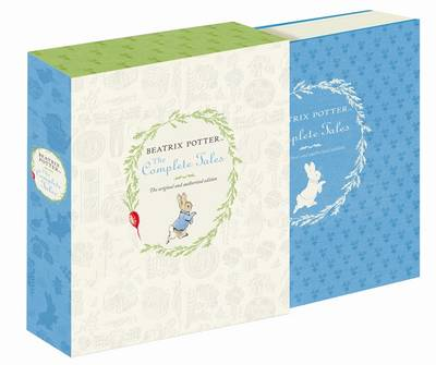 Beatrix Potter the Complete Tales by Beatrix Potter