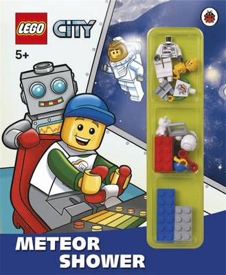 LEGO City: Meteor Shower Storybook with Minifigures and Accessories by
