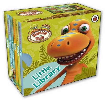 Dinosaur Train: Little Library by