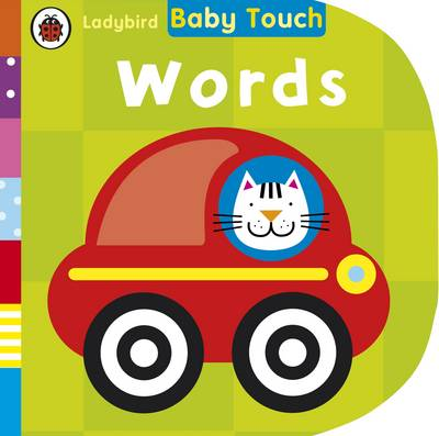 Ladybird Baby Touch: Words by Ladybird