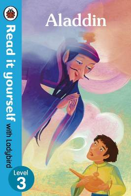 Aladdin - Read it Yourself with Ladybird Level 3 by