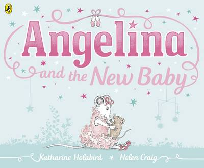 Angelina and the New Baby by