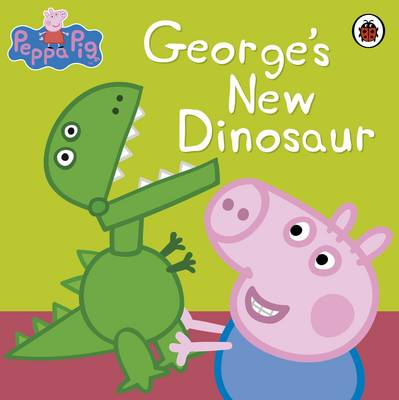 Peppa Pig: George's New Dinosaur by