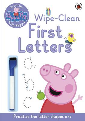 Peppa Pig: Practise with Peppa: Wipe-Clean Writing by