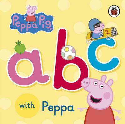 Peppa Pig: ABC with Peppa by