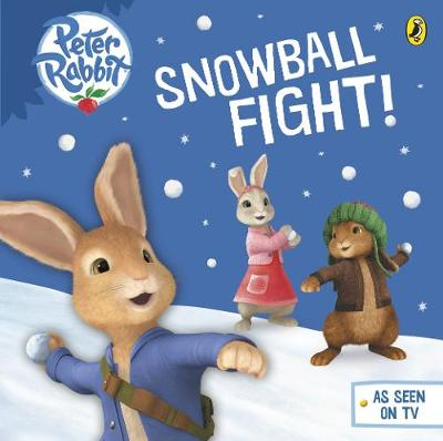 Peter Rabbit Animation: Snowball Fight! by