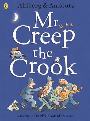 Mr Creep the Crook by Allan Ahlberg