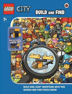 LEGO City: Build and Find With Minifigure by