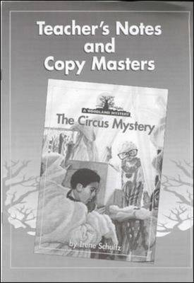 Circus Mystery Teacher's Notes by Irene Schultz