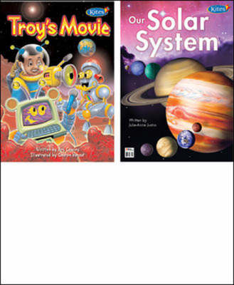 Troy's Movie/Our Solar System 2 in 1 Big Book by McGraw-Hill Education
