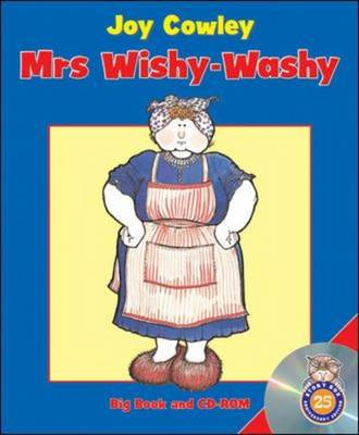 Mrs Wishy-Washy Big Book and CD-ROM (Level 8) by Joy Cowley