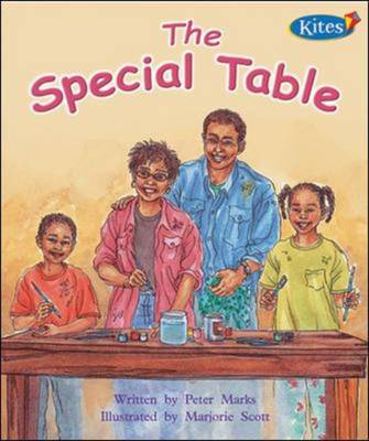 The Special Table 4-Pack (Level 22+) by