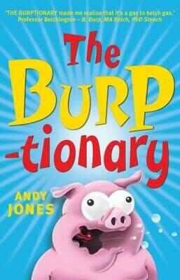 The Burptionary by Andy Jones