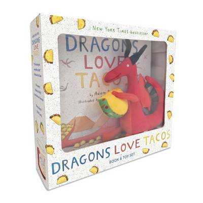 Dragons Love Tacos Book and Toy Set by Adam Rubin, Daniel Salmieri
