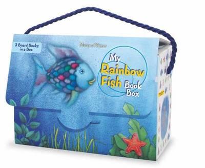 My Rainbow Fish Book Box by Marcus Pfister