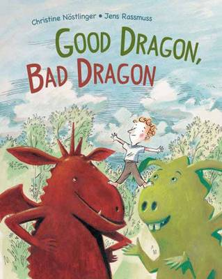 Good Dragon, Bad Dragon by Christine Nostlinger, Rassmus (Jens)