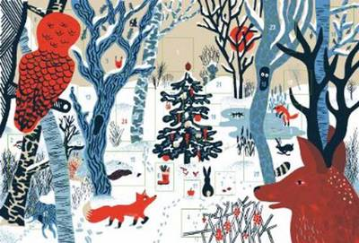 Christmas in the Woods by Doris Freigofas, Daniel Dolz