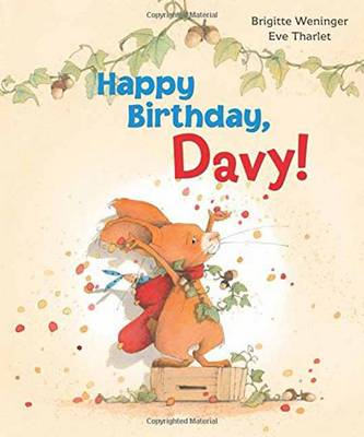 Happy Birthday Davy! by Brigitte Weninger