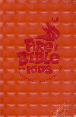 Fire Bible for Kids Flex Cover Nkjv by