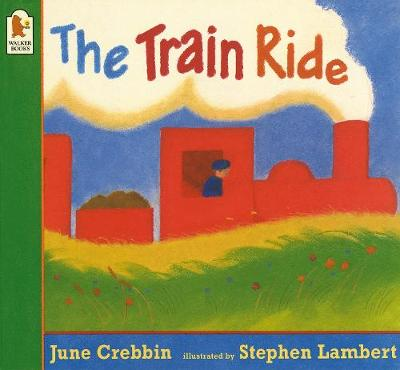 The Train Ride by June Crebbin