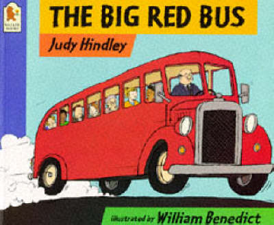 Big Red Bus by Judy Hindley