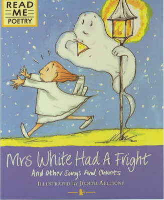 Mrs. White Had a Fright by S. Ellis