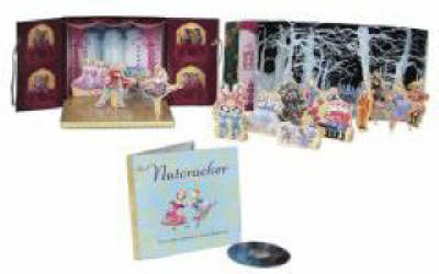 Nutcracker Ballet Box by Anne Seddon
