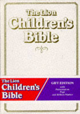 The Lion Children's Bible Gift Edition by Pat Alexander