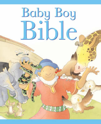 The Baby Boy Bible by Sarah Toulmin