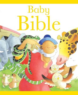Baby Bible by Sarah Toulmin