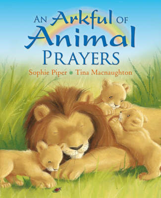 Arkful of Animal Prayers by Sophie Piper