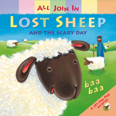 The Lost Sheep and the Scary Day by Claire Henley