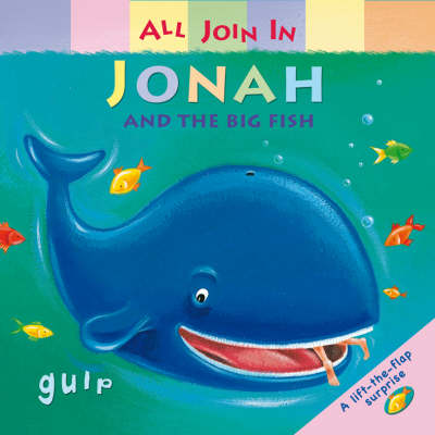 Jonah and the Big Fish by Claire Henley