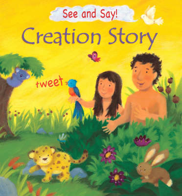 The Creation Story by Christina Goodings