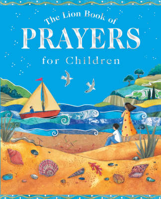 The Lion Book of Prayers for Children by Rebecca Winter