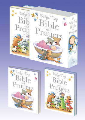Baby's Tiny Bible and Prayers by Sarah Toulmin
