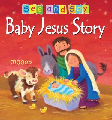 Baby Jesus by Victoria Tebbs