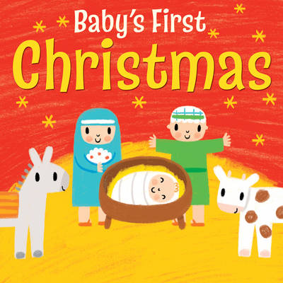 Baby's First Christmas by Christina Goodings