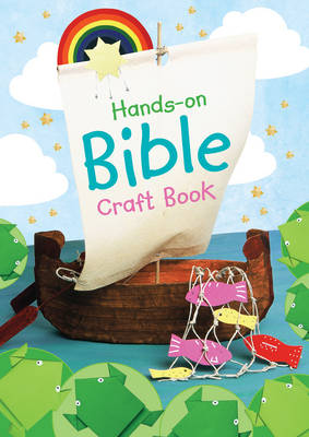 Hands-on Bible Craft Book by Christina Goodings, Barclay, Jocelyn Miller