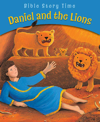 Daniel and the Lions by Sophie Piper