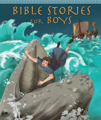 Bible Stories for Boys by Peter Martin