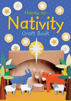 Hands-On Nativity Craft Book by Christina Goodings