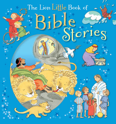 The Lion Little Book of Bible Stories by Elena Pasquali